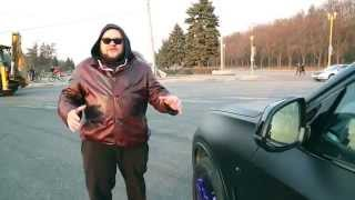 тест-драйв не от давидыча  BMW X5 M50D