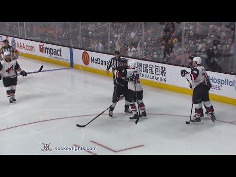 Tanner Pearson vs. Max Domi