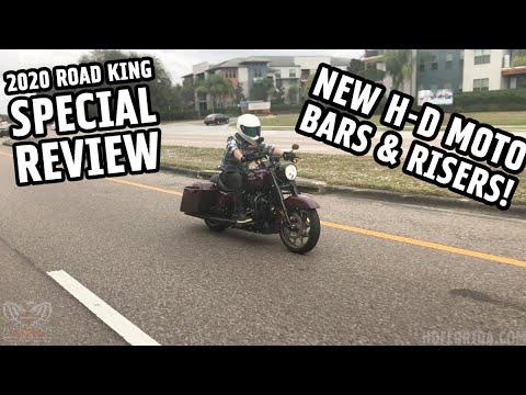 2020 Harley-Davidson® Road King® Special
