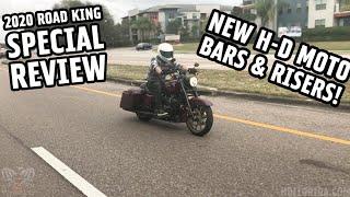 New Harley-Davidson Moto Bar +Risers