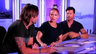 <b>Harry Connick Jr</b> Teaches Jennifer Lopez About Pentatonics