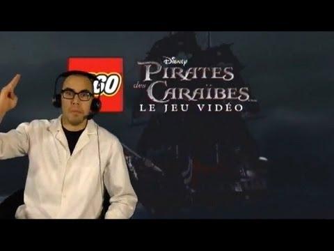 Vidéo LEGO Jeux vidéo XB360LPDC : Lego des Pirates des Caraïbes XBOX 360