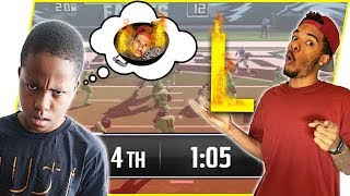 TRENT AND JUICE GO AT IT! ROASTING EACH OTHER ALL GAME! - MUT Wars Season 2 Ep.38