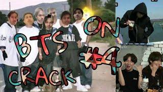 BTS ON CRACK #4 | L Army Vs K Army