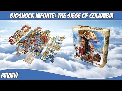 Bioshock Infinite: The Siege of Columbia Review
