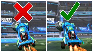 61 CRITICAL Rocket League Tips For New Players