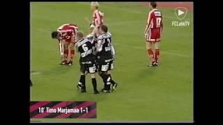 FCLahtiTV: #TBT FC Lahti - TPV 4-3 22.9.1999