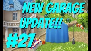 HOMESCAPES Gameplay Story Walkthrough Part #27   Garage Area Day 3 New Update with Neighbours