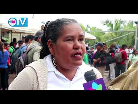 CSE traslada materiales electorales hacia los litorales Norte y Sur del Caribe Norte