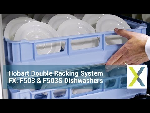 Hobart Double Racking Insert