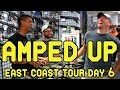 East Coast Tour Day 6: Amped Up amped Airsoft