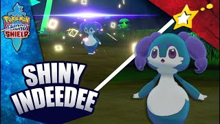 Indeedee  - (Pokémon) - [LIVE!] SHINY 5% INDEEDEE in the Glimwood Tangle! PHASE 5 for Shiny Sinistea! (SWSH)