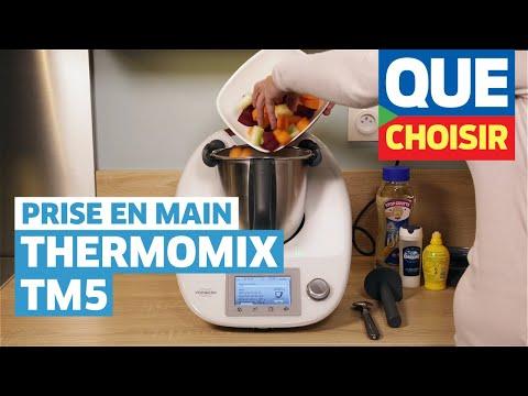 Thermomix TM5 - Prise en main