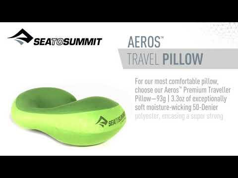Sea to Summit Aeros Premium Pillow Range