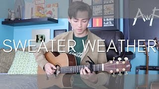 Sweater Weather   The Neighbourhood   Cover (fingerstyle Guitar)