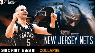 How the Nets wasted a prime championship opportunity, then fell apart and left the state | Collapse