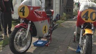Classic Racing Team CRT TT demoritten Haler
