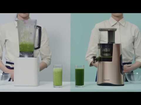 Video Perbedaan Hasil Jus Seledri dengan menggunakan Hurom Slow Juicer