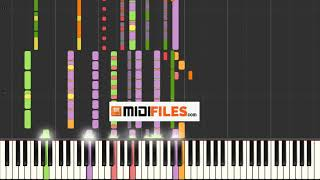 🎼 Back To The Start   Michael Schulte (PRO. KARAOKE MIDI FILE DEMO)