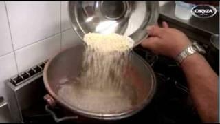 ORYZA ReisWeltreise Italien, Risotto mit Karpfen