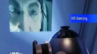 R2-D2 Centro Multimedia Proyector Reproductor DVD y mucho más