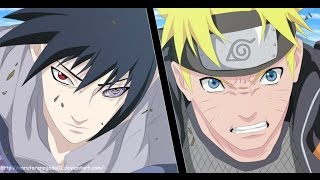Naruto vs Sasuke Batalla Final En El Valle del Fin (Español Latino) Batalla Completa HD SHIPPUDEN