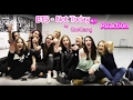 BTS Not Today BTS NOT TODAY MV reaction