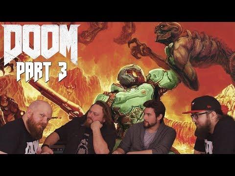 DOOM | Part 3 |  Kinyílik az utolsó terem  (AZA, BZ, Kaci) - Fun With Geeks