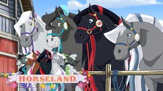 Horseland, Die Pferderanch Folge 31 || Ein Pferd Namens River || Komplette Folge ||