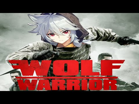 The West Can't Handle Wolf Warrior