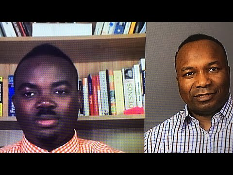 CONVERSATION WITH AN ATHEIST PART 15 WITH INNOCENT MAGAJI 2018-05-20