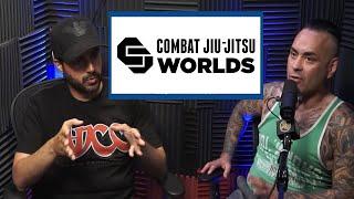 Eddie Bravo on Combat Jiu-Jitsu