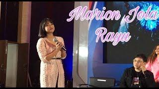 Marion Jola   Rayu (Live)