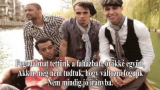 JLS - Innocence (Magyar)