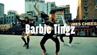 Nicki Minaj - Barbie Tingz   Sidney Samson & Shaggy - The Officer   JUDANCE CHOREO
