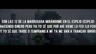 Robgz X Anuel AA   LHNA (lyrics, Letra)