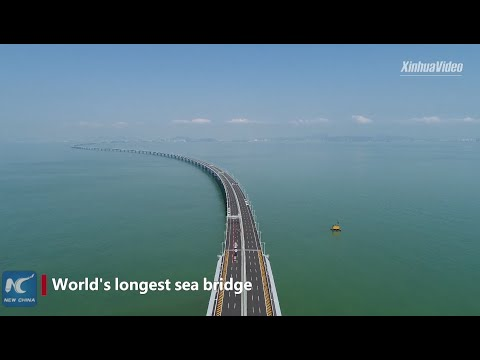 China from space: Satellite images of Guangdong
