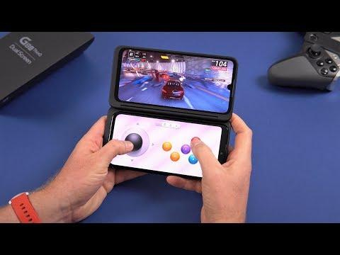 External Review Video pHPyCY3vkZ0 for LG G8X ThinQ & LG Dual Screen Smartphone
