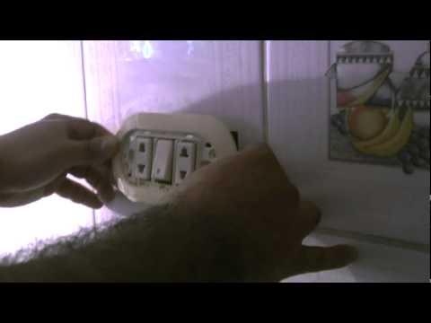 Instalacion de Tomacorriente mas Interruptor - Teoria - Practica