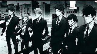 vidéo Psycho-Pass, Inspecteur Shinya Kôgami - Bande annonce