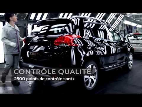 Peugeot 2008 : secrets de fabrication