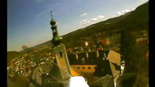 preview picture of video 'Parkmaster FPV at Schloss-Gloggnitz'