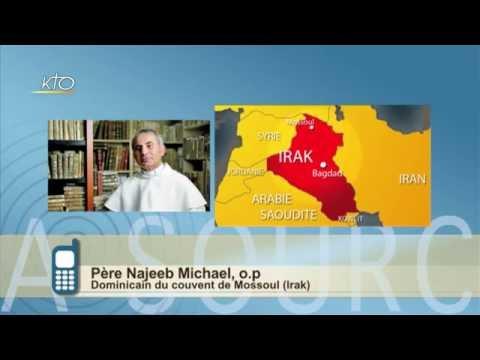 Bataille de Mossoul, le témoignage sur place du père Najeeb