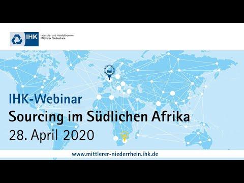 , title : 'IHK Webinar: Sourcing im Südlichen Afrika (28. April 2020)'