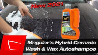 Meguiar's Hybrid Ceramic Wash & Wax Autoshampoo im ersten Test - DER BOOSTER KOMMT!