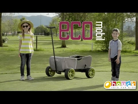 Eco Mobil – Transportwagen von Hauck TOYS FOR KIDS