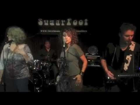 SugarFoot - P.Y.T. Live At The Flamingo 11-24-12