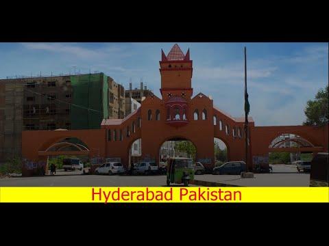 In Hyderabad Pakistan