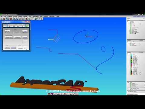 Tutorial Part 8 – Lines Arcs