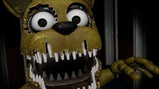 PLUSHTRAP JUST GOT A WHOLE LOT SCARIER | Five Nights At Freddy's VR: Help Wanted PART 2